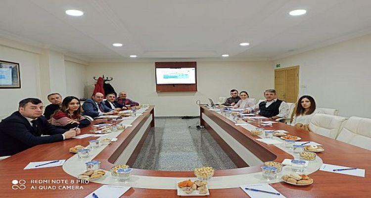 Akreditasyon Standardı Revizyonu Görüş ve Öneriler Toplantısı