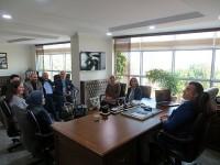 Ünye Kent Konseyinden Borsamıza Ziyaret