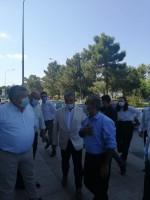 Ordu Valisi Tuncay SONEL den Borsamıza Ziyaret