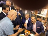 TOBB Başkanımız Rifat HİSARCIKLIOĞLU Standımızı Ziyaret etti
