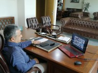Başkanımız Mustafa Uslu TOBB tarafından düzenlenen toplantıya katıldı