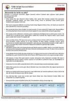 23-27 Mart 2020 TOBB Ekonomi Bülteni yayınlandı