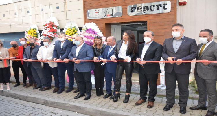 Başkanımız Mustafa Uslu Alp Medya açılış törenine katıldı.