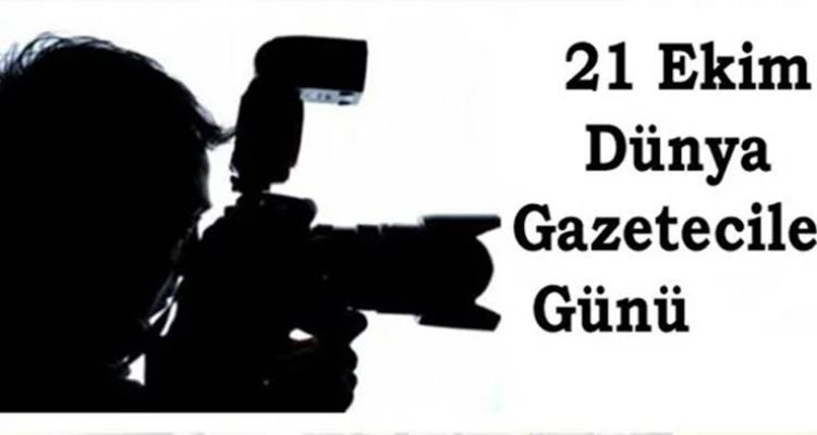 Dünya Gazeteciler Günü Kutlu Olsun