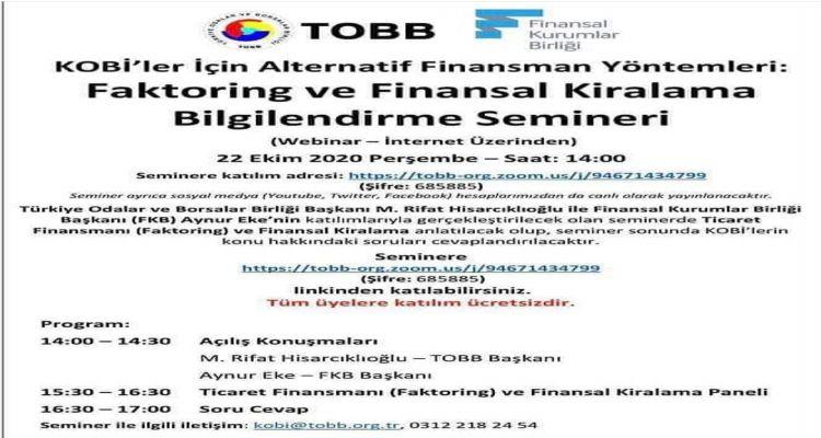 KOBİ ler için Alternatif Finansman Önerileri