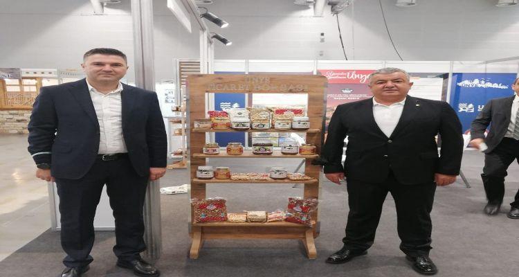 YAPEKS Fuarında tanıtım faaliyetleri devam ediyor.